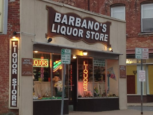 Barbano's Liquor Store